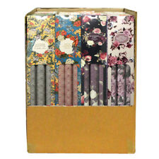 SCENTED DRAW LINER MODERN DESIGN 3 SHEETS ROLLED SET GIFT LINERS - 1 SET ONLY