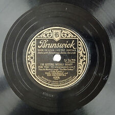 78rpm - Jazz - EMIL COLEMAN Orch: I'm Getting Myself Ready for You