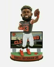 "Odell Beckham Jr. Cleveland Browns ""Welcome"" Exclusive Bobblehead NEW"