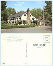Old Mill Inn Restaurant Tap Room Bernardsville k New Jersey Postcard