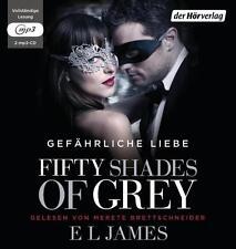 + James Fifty Shades of Grey 2 Gefährliche Liebe MP3 HörBuch NEU Filmausgabe