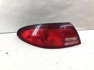 99 00 01 02 Ford Escort Sedan Left Driver Taillight Quarter Panel Mounted OEM