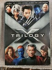 xmen trilogy box set