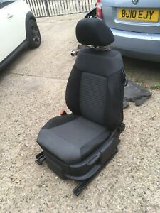 VOLKSWAGEN POLO 6R 2009-2017 PASSENGERS SEAT WITH AIR BAG