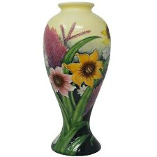 More details for old tupton ware summer bouquet tapering vase 11