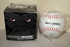 Rawlings 12in. Silverback Official Softball Composite Cover Asa .44 Cor