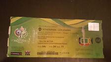 Sammler Used Ticket / Entrada Holland v Ivory Coast 16-06-2006 World Cup 2006