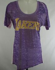 Los Angeles Lakers NBA Women's Touch by Alyssa Milano T-Shirt
