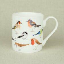 Garden-Birds BY IONA BUCHANAN FINE BONE CHINA MUG PRETTY BIRD DESIGN FREE P&P
