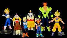 Bandai Dragonball Z fiure HG RR Special gashapon part.5 (full set of 7 figures)