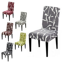 Stretch Spandex Chair Covers Slipcovers Dining Room Banquet Party Décor