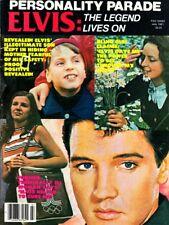 Personality Parade Magazine July 1981 Elvis Legend Lives On Lisa Marie Presley