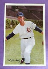 1969 Chicago Cubs  TED ABERNATHY  Jewell Foods  Color  6 x 9