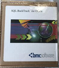 SQL-Programmer BackTrack BMC Developer Software Brand New Sealed RARE ORACLE