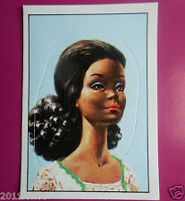 figurines prentjes cromos stickers picture cards figurine barbie 178 panini 1976