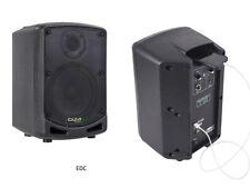 ENCEINTE ACTIVE PORTABLE AUTONOME  50W BLUETOOTH Entrées AUX & Microphone USB 5V