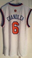 Adidas NBA Jersey Knicks Tyson  Chandler White sz 2X