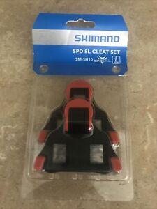 Shimano SPD-SL Dura Ace Ultegra Pedal Cleats SM-SH10 Fixed Float