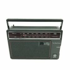GE 7-2660D Portable AM FM Radio AC & Battery Powered ? 3.E3
