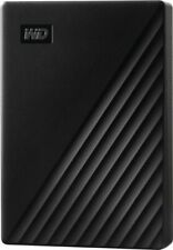 WD - My Passport 5TB External Hard Drive - Archive/Backup/TV/Movie/Loaded