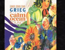 CD GOMER EDWIN EVANSGrieg with calm ocean soundsEX (R0099)