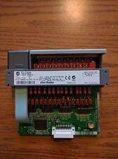 Allen Bradley 1746-IA16 Ser D Input Module SLC 500 Series D SLC500 PLC