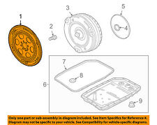 JAGUAR OEM 2013 XJ Automatic Transmission-Drive Plate C2Z19521