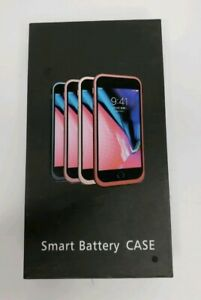 Smart Battery Case for I Phone 6P/6SP/7P/8P!!!