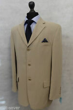 Linen Three Button Regular 32L Suits & Tailoring for Men