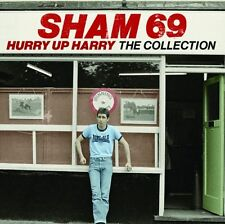 Sham 69: Hurry Up Harry The Collection CD (Greatest Hits / The Very Best Of)