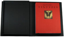 Tintypes Jayne Hinds Bidaut book signed limited edition original butterfly print
