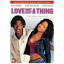 Love Dont Cost a Thing (DVD, 2004, Widescreen)