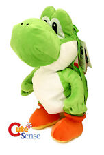 Super Mario Green Yoshi Plush Doll Backpcak Nintendo Coustum Bag -1