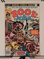 2001: A Space Odyssey #3 (Feb 1977, Marvel)