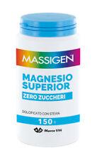 MAGNESIO SUPERIOR MASSIGEN Zero zuccheri - 150 g polvere