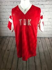 Vintage Adidas Football Shirt Germany TDK NETHERLANDS ENGLAND Trikot Soccer 14