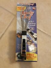 New listing Make Offer_One Handy Chef 6 In 1 Kitchen Utensil As Seen on Tv -