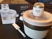 Krups Eismaschine GVS241 Perfect Mix 9000 weià