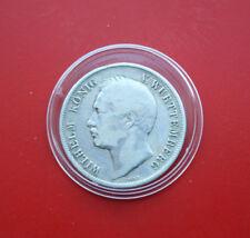 Deutsches Reich-German States 1 Gulden 1843 Silber KM# 574 #F0779