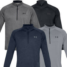 Under Armour Mens 2020 UA Tech 2.0 1/2 Zip Breathable Sweater Sports Top
