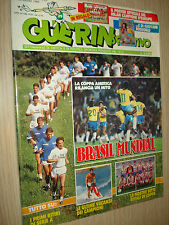 GUERIN SPORTIVO ANNO LXXVII N°29 (753) LUGLIO 1989 BRASIL MUNDIAL COPPA AMERICA
