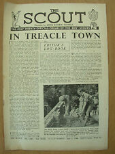 VINTAGE THE SCOUT MAGAZINE JULY 1st 1948 LORD BADEN-POWELL