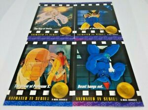 1993 Skybox Marvel X-Men Series II Full 100 Card Base Set - Great Condition!