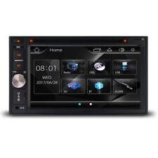 Unités principales de systèmes stéréo bluetooth pour véhicules DVD AUX