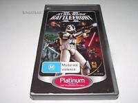 Star Wars Battlefront II Sony PSP Game *Complete*