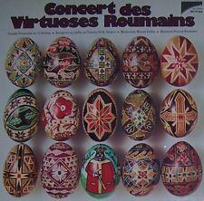Marcel Cellier - Concert des Virtuoses Roumains - Vinyl LP