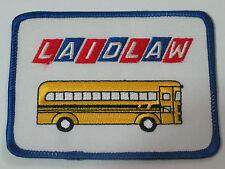 Laidlaw School Bus Patch , (#1343 ) * (*)