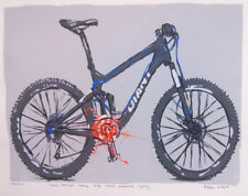 Philippe LE MIERE giant mountain trance bike travel adventure cycling original s