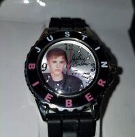 Justin Bieber BRAVADO Wrist Watch 2011 New In Box
