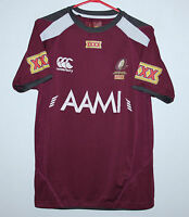 Queensland State of Origin rugby shirt jersey Canterbury Size S